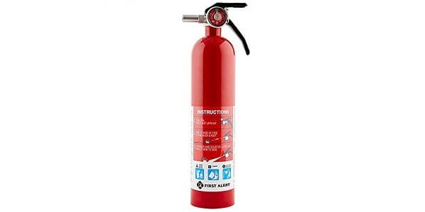 Standard Home Fire Extinguisher