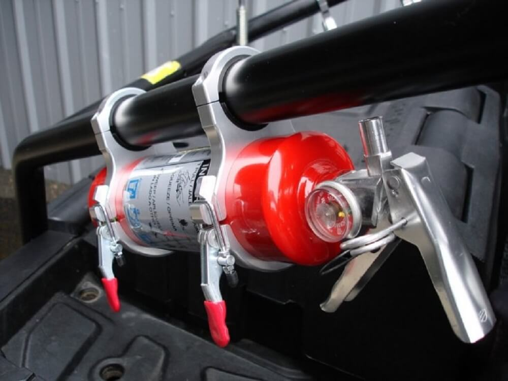 the Right Type of Fire Extinguisher for a Car